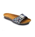 Viva La Diva Footbed Mule EEE Fit