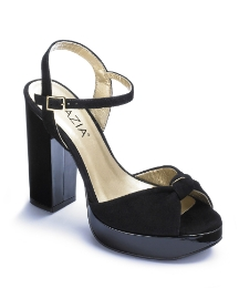 Grazia Knotted Front Shoes E Fit