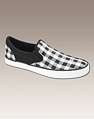 Label J Slip On Pump Standard Fit