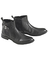 Joe Browns Buckle Detail Boots
