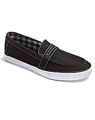 Santa Monica Penny Loafer Standard Fit