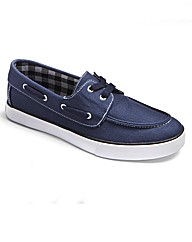 Santa Monica Boat Shoes Extra Wide Fit