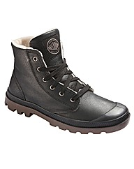 Palladium Wool Lined Boots