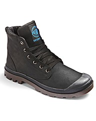 Palladium Canvas Boots