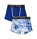 Firetrap Pack of 2 Knitted Boxers