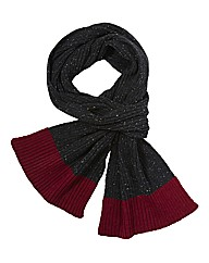 Firetrap Colour Block Scarf