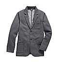 Jacamo Fleece Blazer Reg