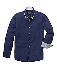 Black Label Double Collar Shirt Regular