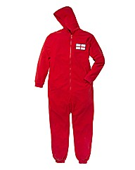 Jacamo Football Onesie