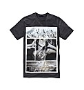 Label J Music T-Shirt Long