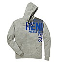 Henleys Graphic Hoody Regular