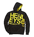 Henleys Graphic Hoody Long