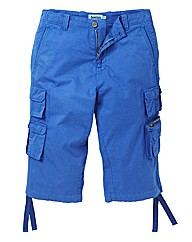 Jacamo Blue 3/4 Pants