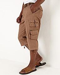 Jacamo Rust 3/4 Cargo Pants