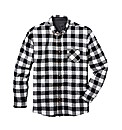 Label J Culprit Flannel Shirt Long
