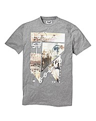 Label J Lost T-Shirt Reg