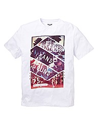 Label J Sands T-Shirt Reg