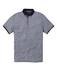 Black Label Alfie Polo Shirt L