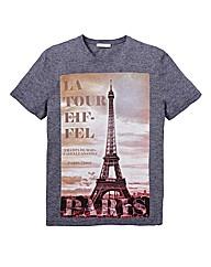 Label J Paris T-Shirt Long