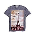 Label J Paris T-Shirt Long
