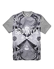 Label J Brooklyn T-Shirt Long