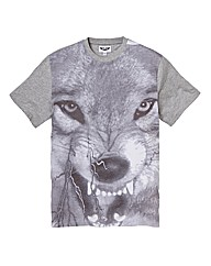 Label J Roar T-Shirt Reg