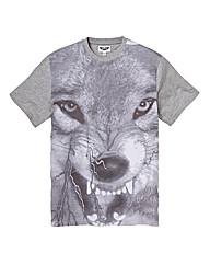 Label J Roar T-Shirt Long