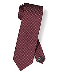 Black Label By Jacamo Pinspot Tie