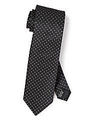 Black Label By Jacamo Spot Tie