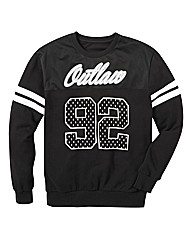 Label J Outlaw Sweatshirt Long