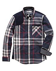 Voi Conquest Long Sleeve Check Shirt