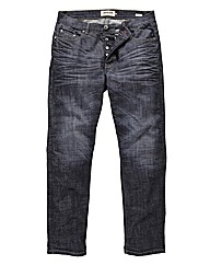 Lambretta Dark Wash Jean 29in Leg
