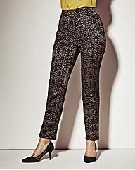 Grazia Jacquard Trousers