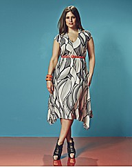 Anna Scholz Belted Dress