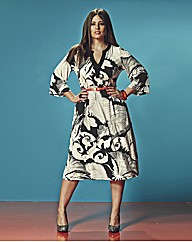 Anna Scholz Belted Shirt Dress
