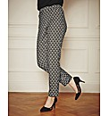 Luxe Jacquard Trousers