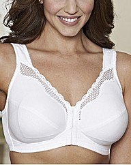 Bestform Front Fastening Non-Wired Bra