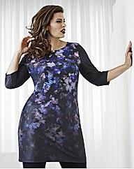 Anna Scholz Ombre Print Tunic Top