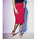 Grazia Tube Pencil Skirt