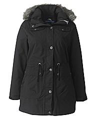 Trespass Hooded Parka Jacket