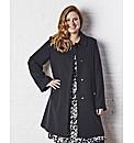 Jeffrey & Paula Swing Coat