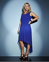 Lovedrobe Beaded Waist Trim Dress