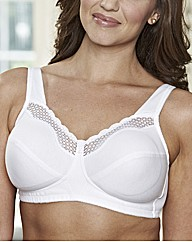 Bestform Cotton Comfort Non-wired Bra