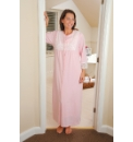 100% Cotton Nightwear Dressing Gown
