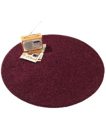 Hampshire Twist Circular Rug
