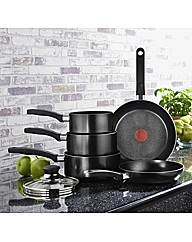 Tefal 5 Piece Non-Stick Pan Set