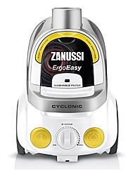 Zanussi Bagless All Floor Cylinder