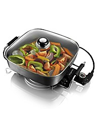 Elgento 30cm Electric Frying Pan