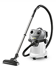 Karcher White Wet and Dry Vacuum