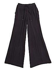 Short Wide Leg Trousers